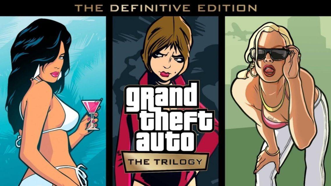 Oficiálně oznámeno GTA The Trilogy – Definitive Edition