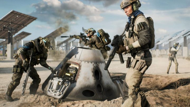 Představen režim Hazard Zone pro Battlefield 2042