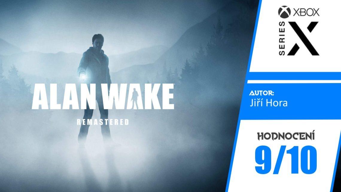 Alan Wake Remastered – Recenze
