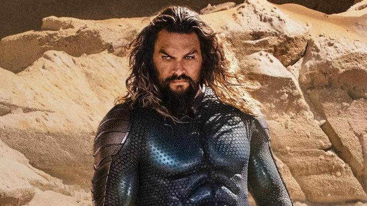 Aquaman and the Lost Kingdom se ukázal v záběrech z natáčení