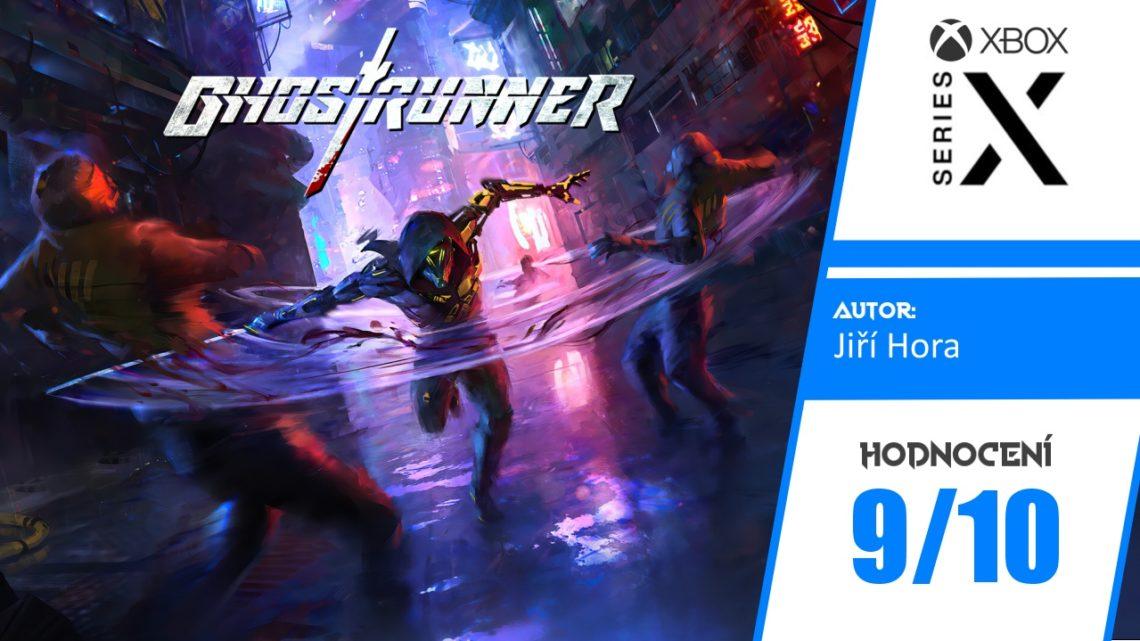 Ghostrunner – Recenze (Next-Gen)