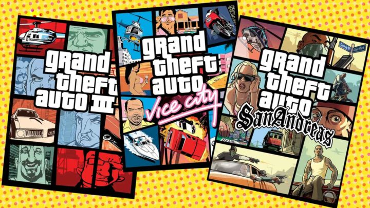 Ratingová organizace ohodnotila Grand Theft Auto: The Trilogy – Definitive Edition