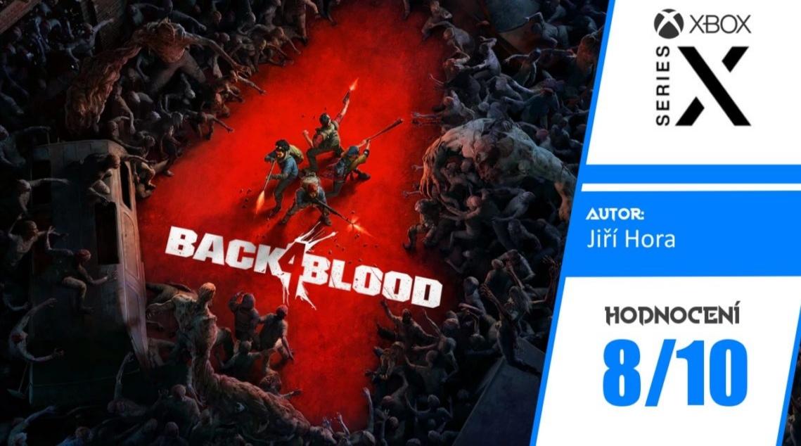 Back 4 Blood – Recenze