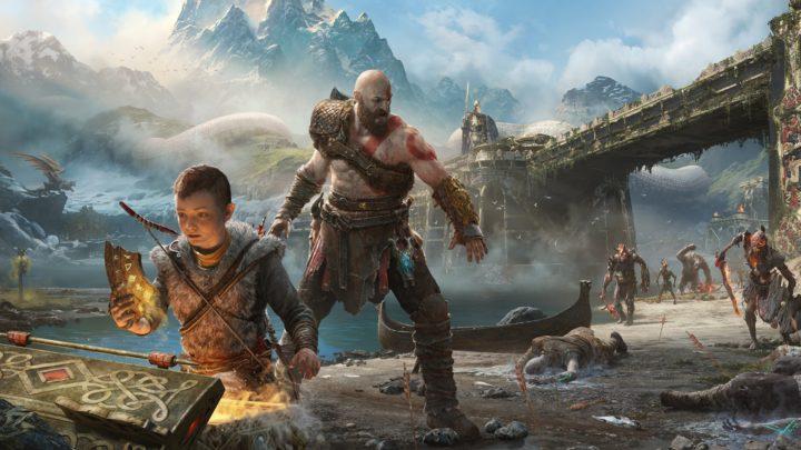 God of War (2018) vychází i na PC, už teď je k dispozici v předprodeji