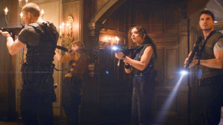 Film Resident Evil: Welcome to Raccoon City se hlásí s prvním trailerem