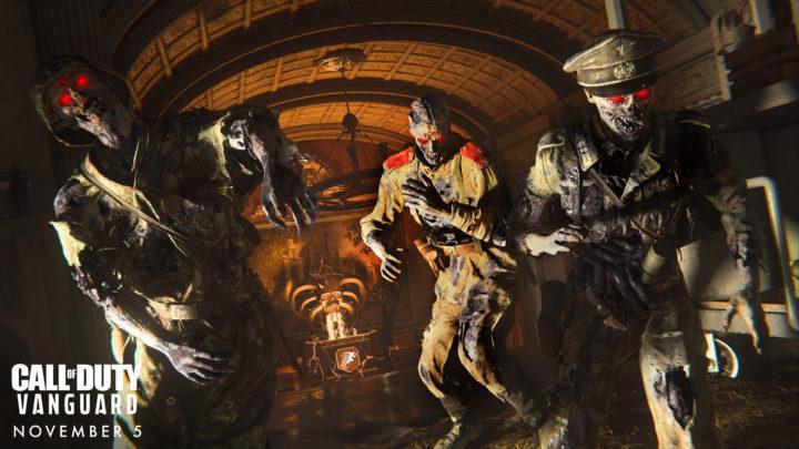 Režim Zombies pro Call of Duty Vanguard se představuje v prvním traileru