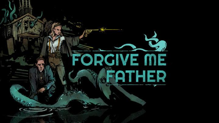 Retro hororovka Forgive Me Father vychází v early access ještě tento měsíc