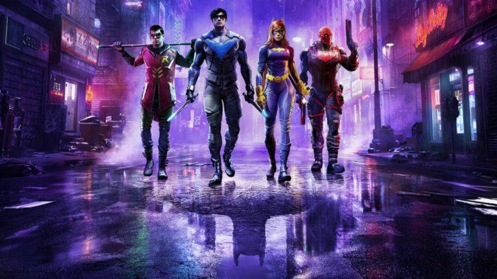 Gotham Knights se připomněli novým trailerem