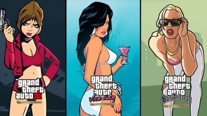 Grand Theft Auto: The Trilogy – Definitive Edition se ukázalo v prvním traileru + datum vydání