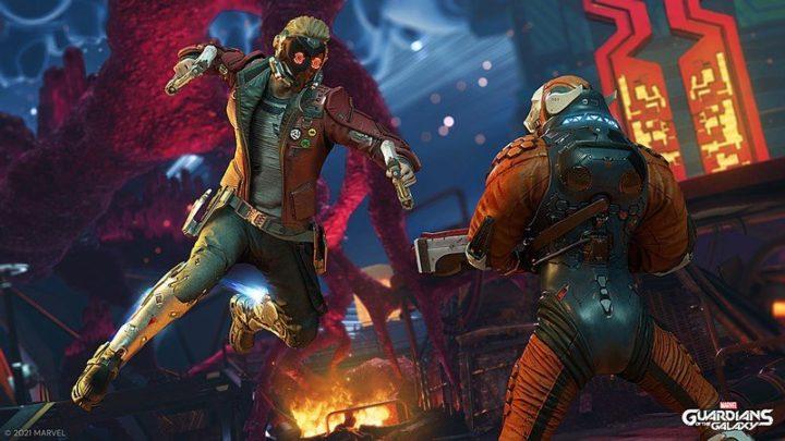 Marvel's Guardians of the Galaxy dostávají launch trailer