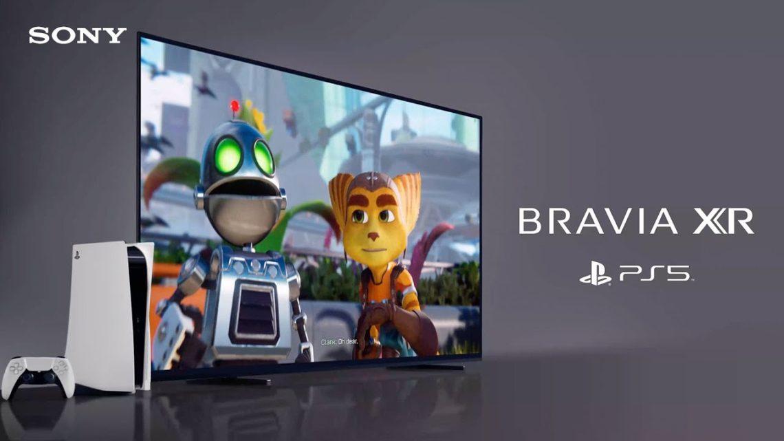 PR: Společnost Sony představuje 'Ideální pro PlayStation®5' pro televizory BRAVIA XR