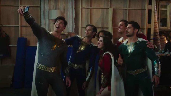 Představil se snímek Shazam! Fury of the Gods